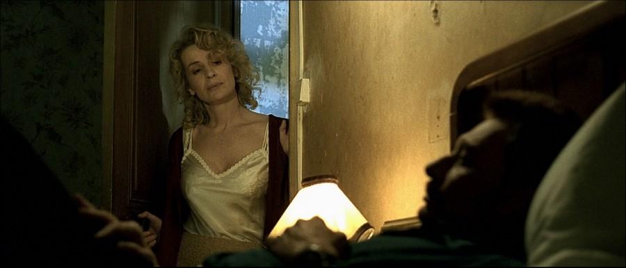 LES FILMS DE JOHNNY 'L'HOMME DU TRAIN' 2002 Sans2585