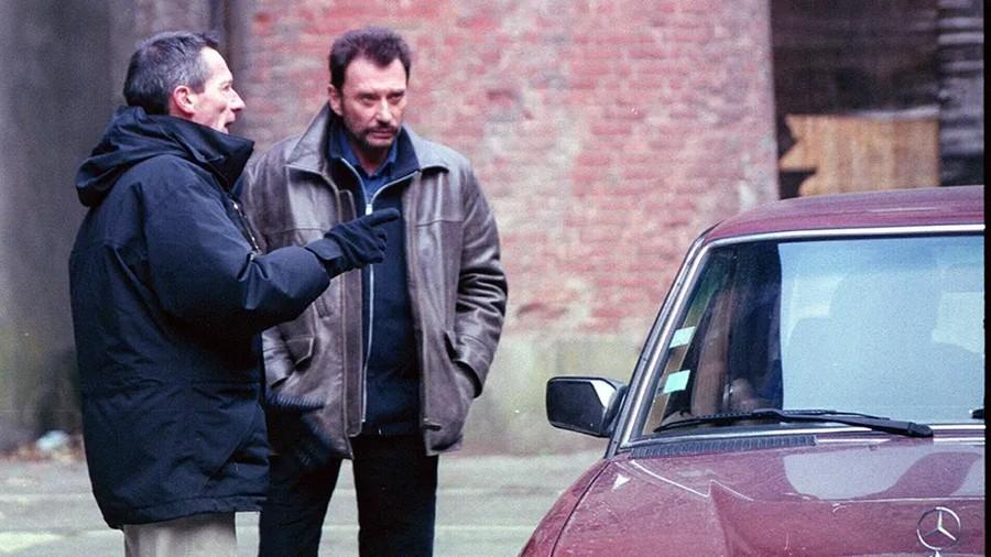 LES FILMS DE JOHNNY 'L'HOMME DU TRAIN' 2002 Sans2587