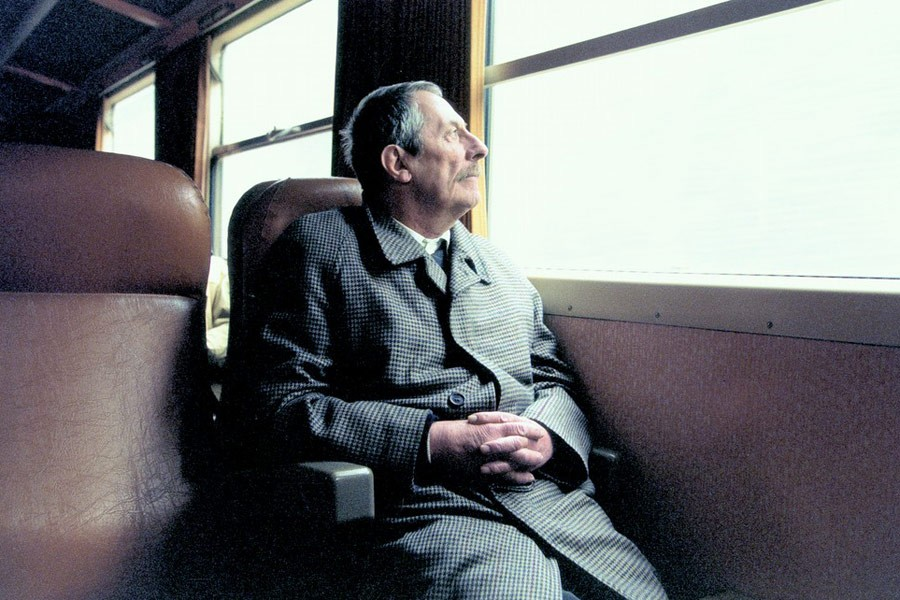 LES FILMS DE JOHNNY 'L'HOMME DU TRAIN' 2002 Sans2588