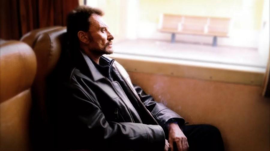 LES FILMS DE JOHNNY 'L'HOMME DU TRAIN' 2002 Sans2589