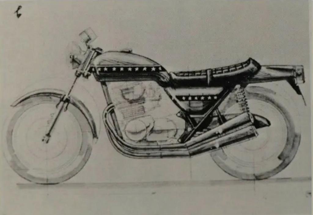 KAWASAKI 900 Z1 DE JOHNNY HALLYDAY ( 1974 ) Sans_137