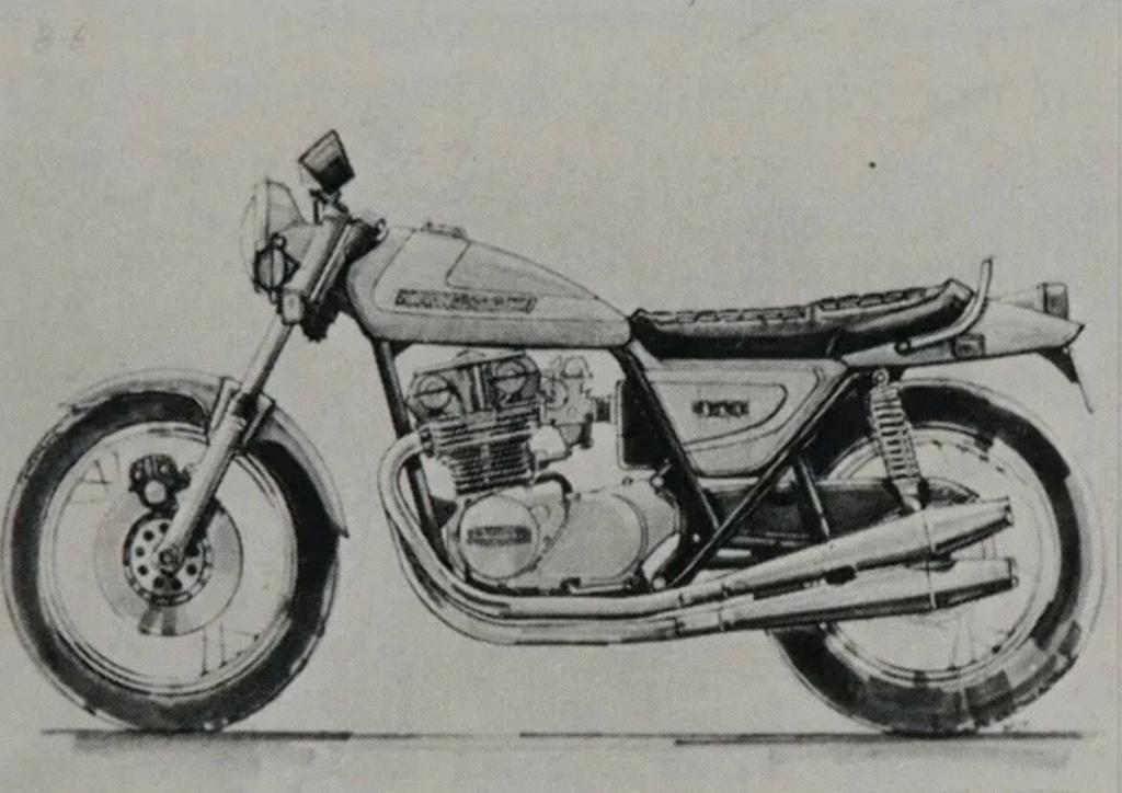 KAWASAKI 900 Z1 DE JOHNNY HALLYDAY ( 1974 ) Sans_139