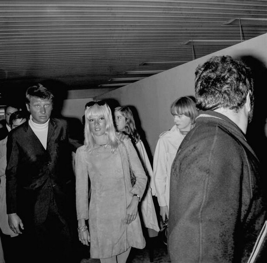 LES CONCERTS DE JOHNNY 'ROSARIO, ARGENTINE 1967' Sans_382