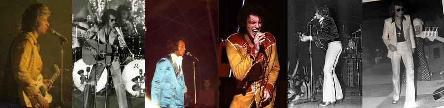 LES CONCERTS DE JOHNNY 'TOURNEE JOHNNY CIRCUS 1972' Sans_389