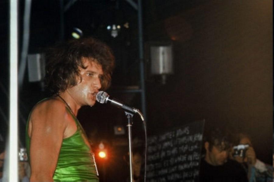 LES CONCERTS DE JOHNNY 'TOURNEE JOHNNY CIRCUS 1972' Sans_391