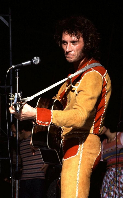 LES CONCERTS DE JOHNNY 'TOURNEE JOHNNY CIRCUS 1972' Sans_393