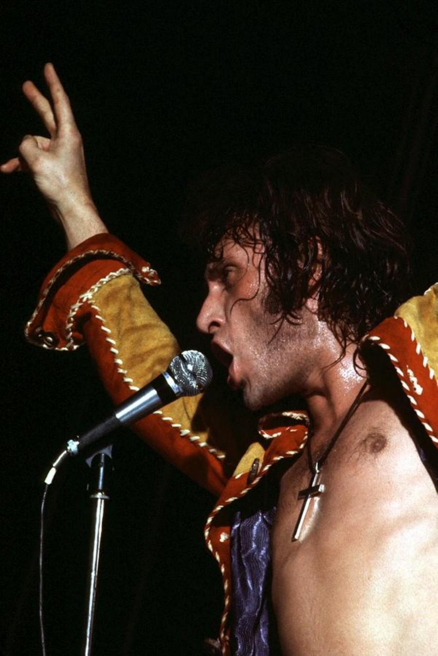 LES CONCERTS DE JOHNNY 'TOURNEE JOHNNY CIRCUS 1972' Sans_396