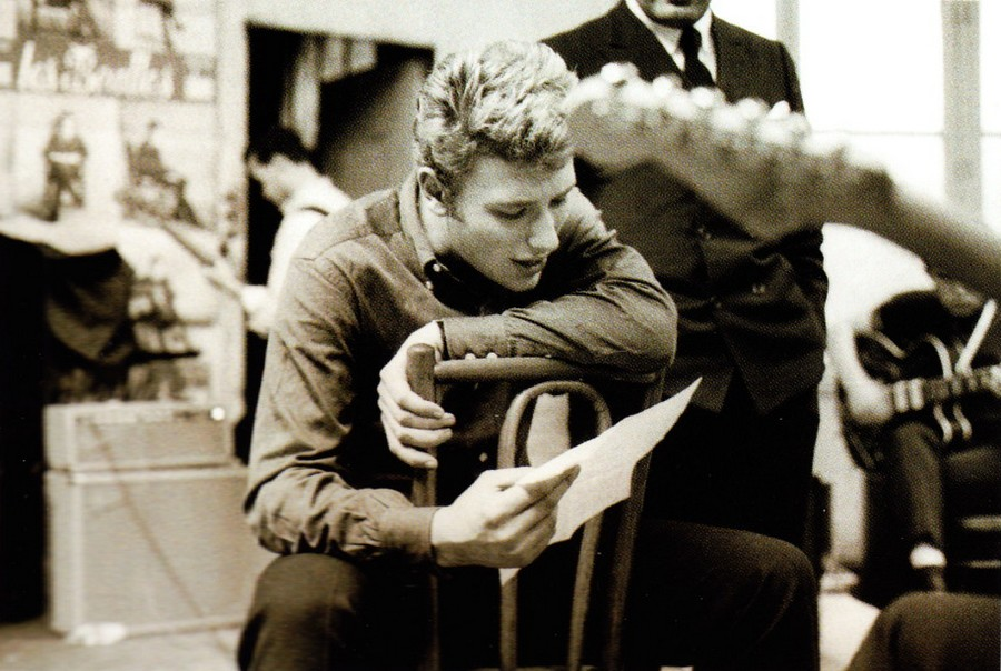 LES CONCERTS DE JOHNNY 'OLYMPIA DE PARIS 1964' Sans_476