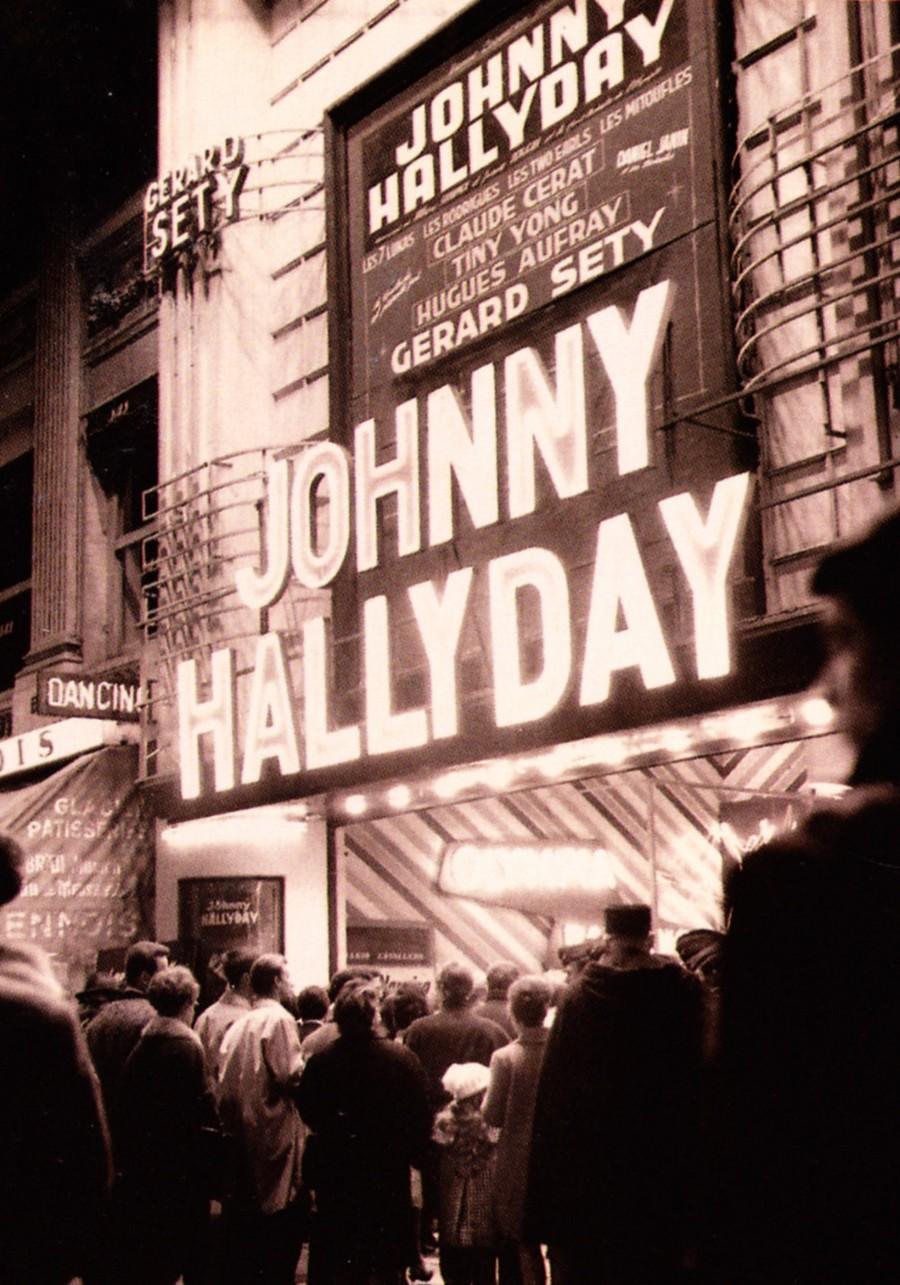 LES CONCERTS DE JOHNNY 'OLYMPIA DE PARIS 1964' Sans_478