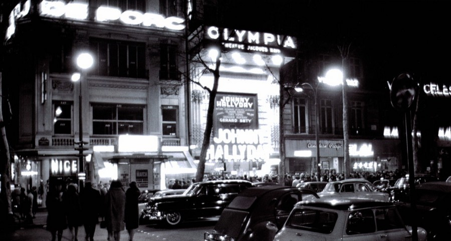 LES CONCERTS DE JOHNNY 'OLYMPIA DE PARIS 1964' Sans_479