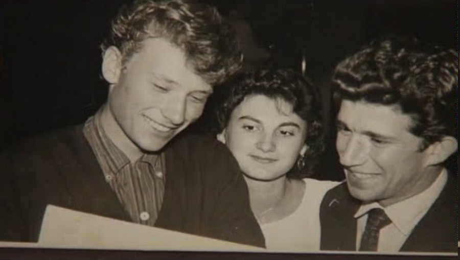LES CONCERTS DE JOHNNY 'MIGENNES 1960' Sans_503