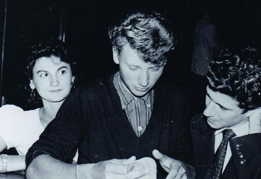 LES CONCERTS DE JOHNNY 'MIGENNES 1960' Sans_505