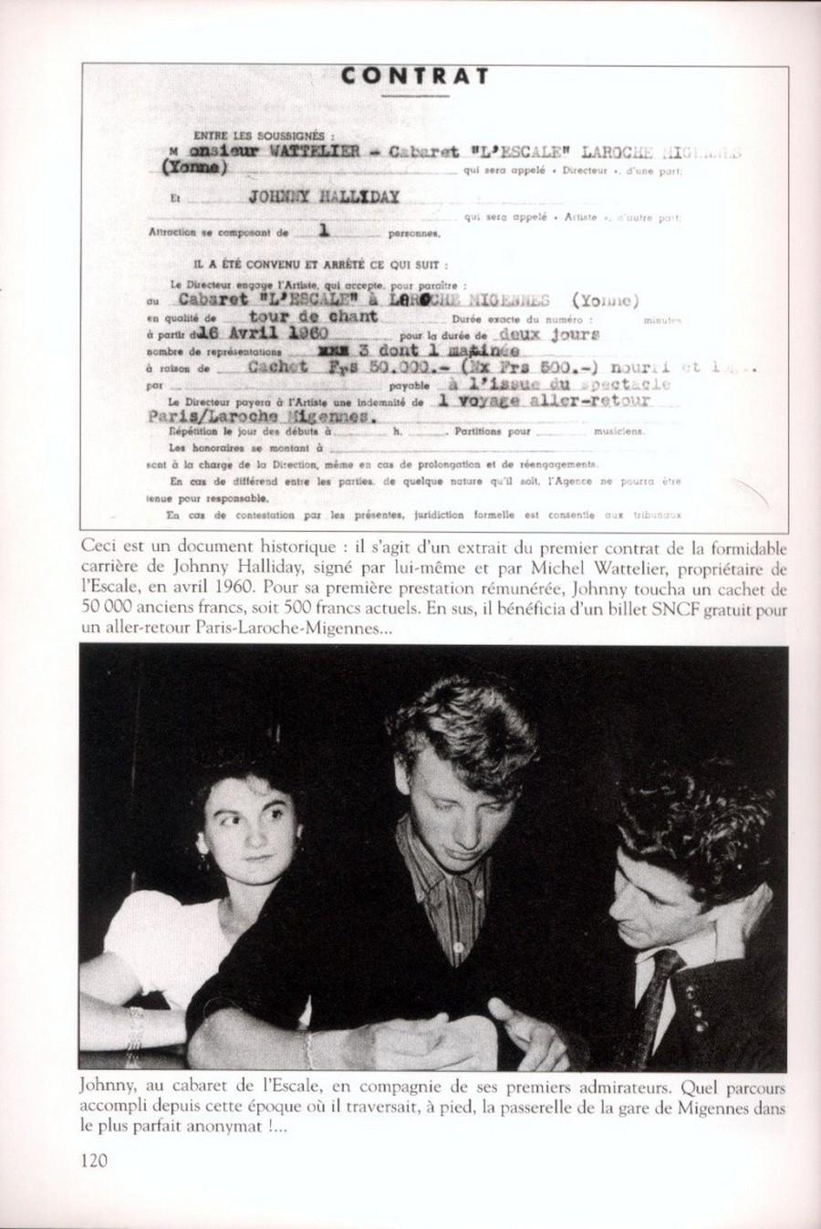 LES CONCERTS DE JOHNNY 'MIGENNES 1960' Sans_507