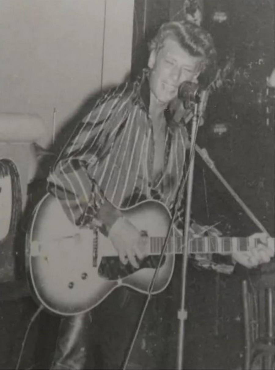 LES CONCERTS DE JOHNNY 'MIGENNES 1960' Sans_508