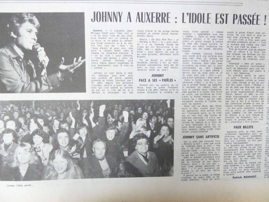 LES CONCERTS DE JOHNNY 'AUXERRE 1978' Sans_518