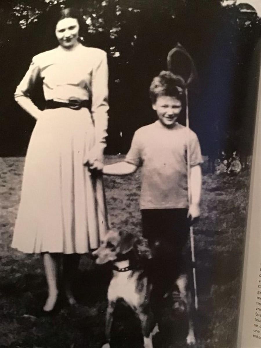 JOHNNY 'SES JEUNES ANNEES 1943-1959' Sans_538
