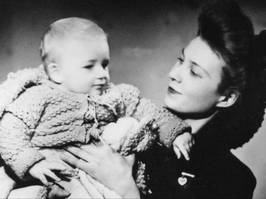 JOHNNY 'SES JEUNES ANNEES 1943-1959' Sans_543