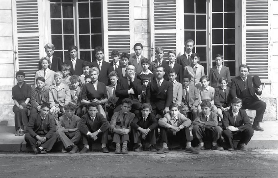 JOHNNY 'SES JEUNES ANNEES 1943-1959' Sans_549