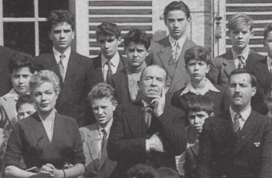 JOHNNY 'SES JEUNES ANNEES 1943-1959' Sans_550