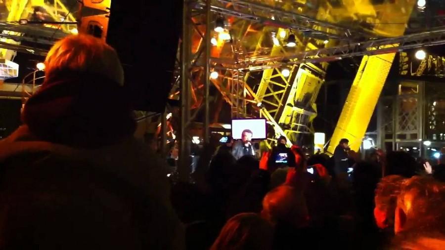 LES CONCERTS DE JOHNNY 'LA TOUR EIFFEL, PARIS 2011' Sans_678