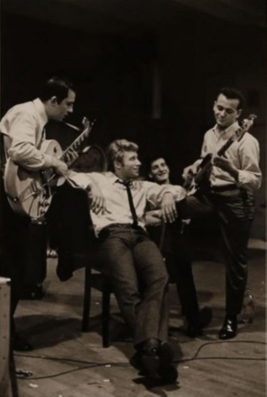 LES CONCERTS DE JOHNNY 'OLYMPIA DE PARIS 1964' Sans_823