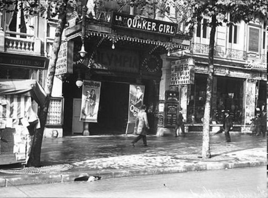 LES CONCERTS DE JOHNNY 'OLYMPIA DE PARIS 1964' Sans_825