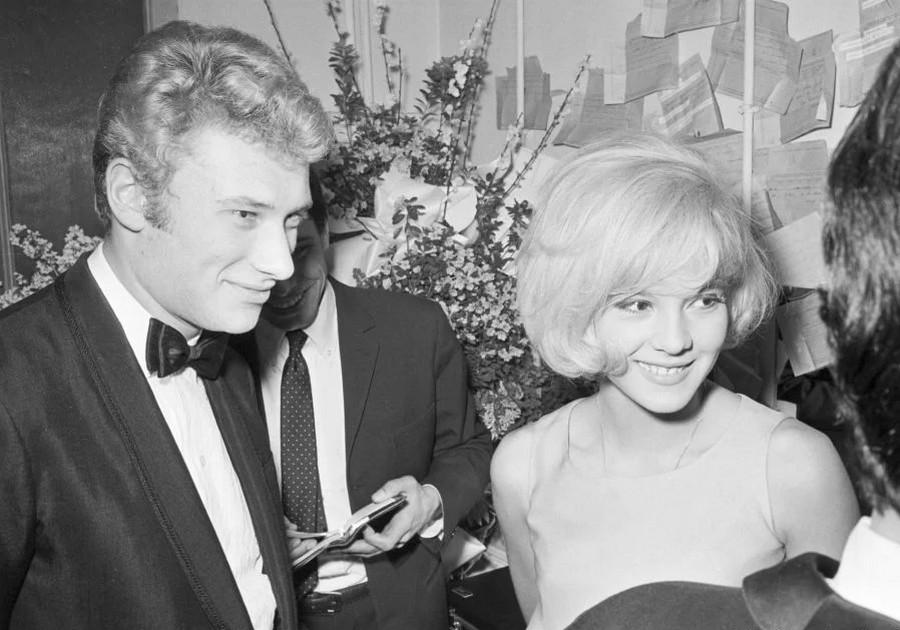 LES CONCERTS DE JOHNNY 'OLYMPIA DE PARIS 1964' Sans_826