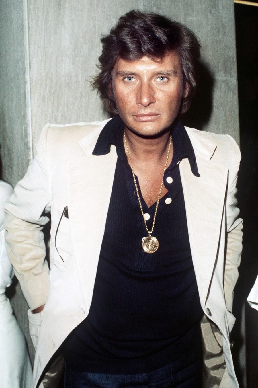 LES CONCERTS DE JOHNNY 'PALAIS DES SPORTS DE PARIS 1976' Sans_967