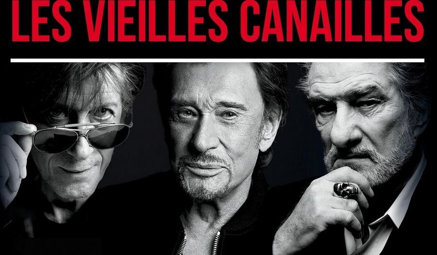 LES CONCERTS DE JOHNNY 'LES VIEILLES CANAILLES - 'ACCORHOTELS ARENA 2017' Sans_976