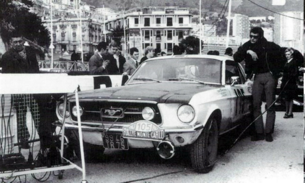 FORD MUSTANG GT 390 COUPE DE JOHNNY HALLYDAY ( 1967 ) Sans_t82