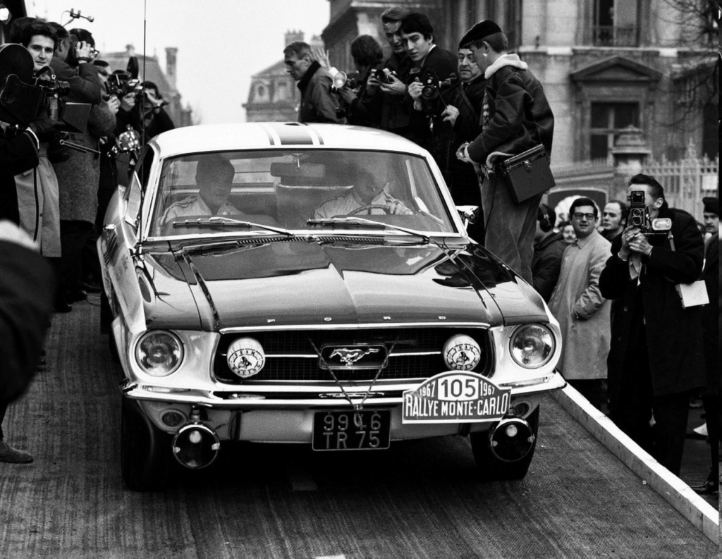 FORD MUSTANG GT 390 COUPE DE JOHNNY HALLYDAY ( 1967 ) Sans_t84
