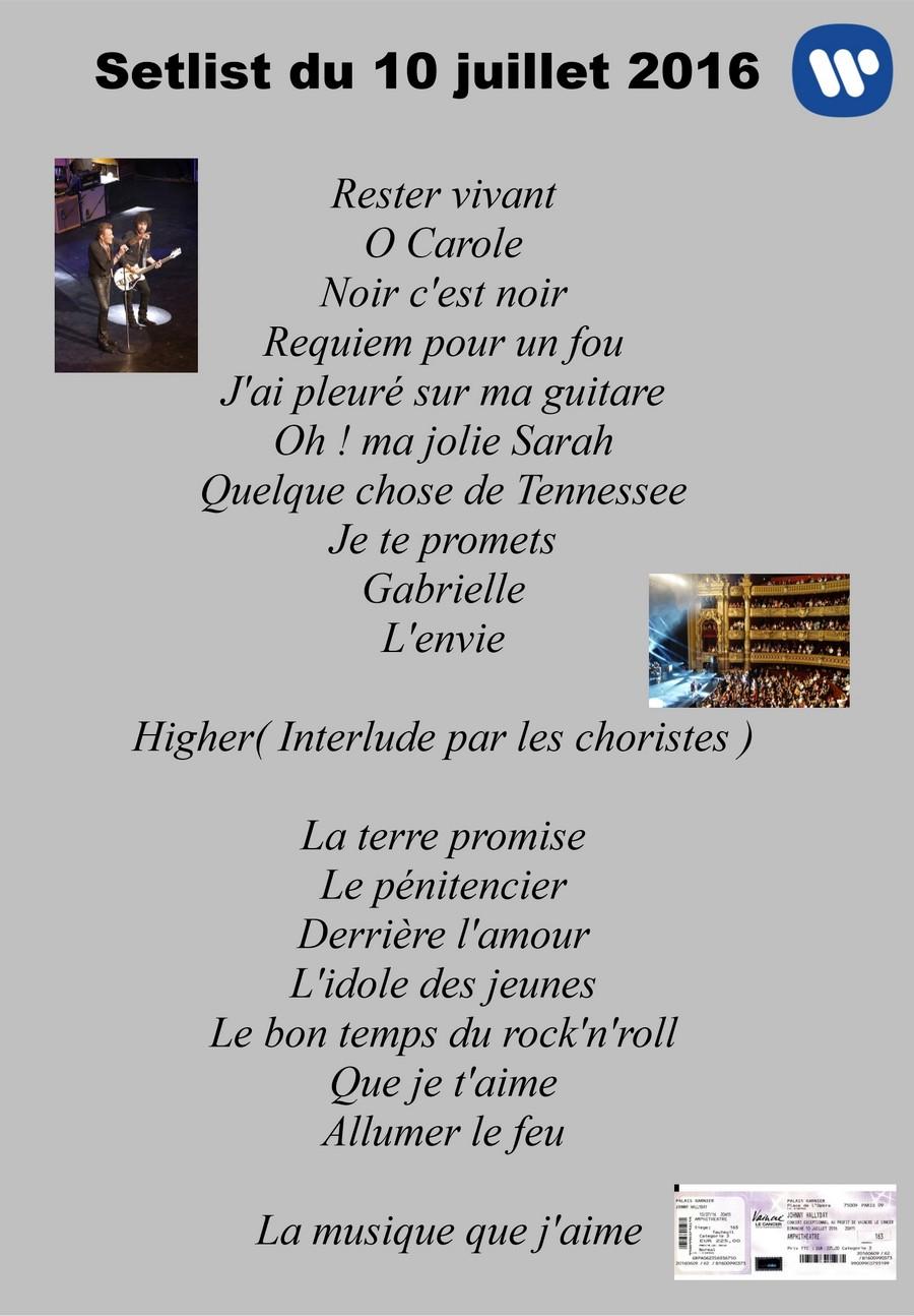 LES CONCERTS DE JOHNNY 'OPERA GARNIER, PARIS 2016' Setli173