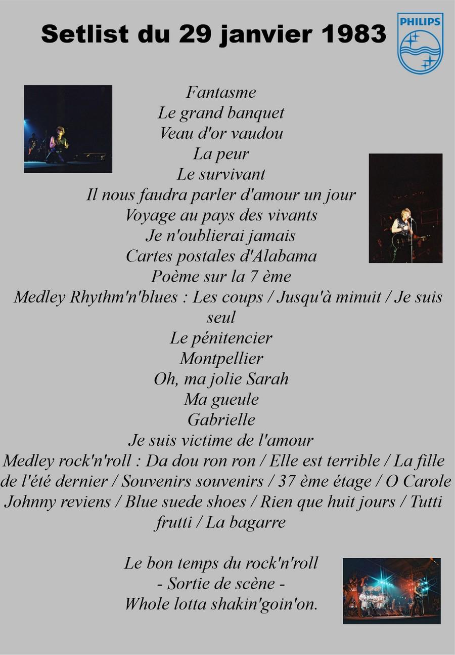 LES CONCERTS DE JOHNNY 'NANCY 1983' Setli216