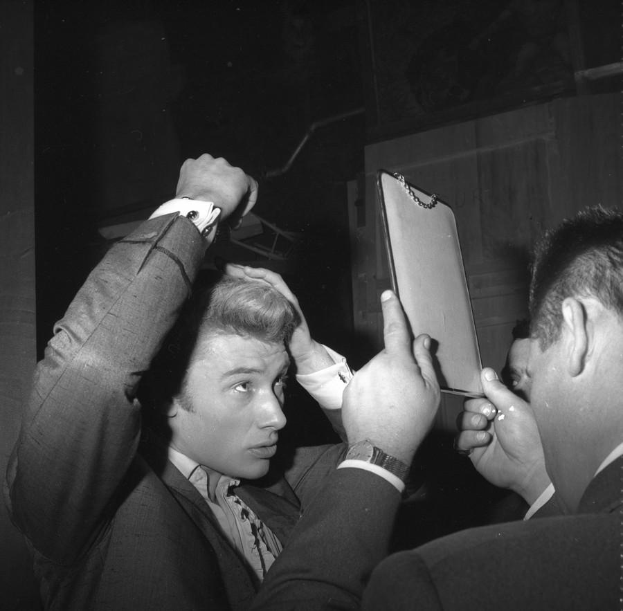 LES CONCERTS DE JOHNNY 'LYON 1962' Source10