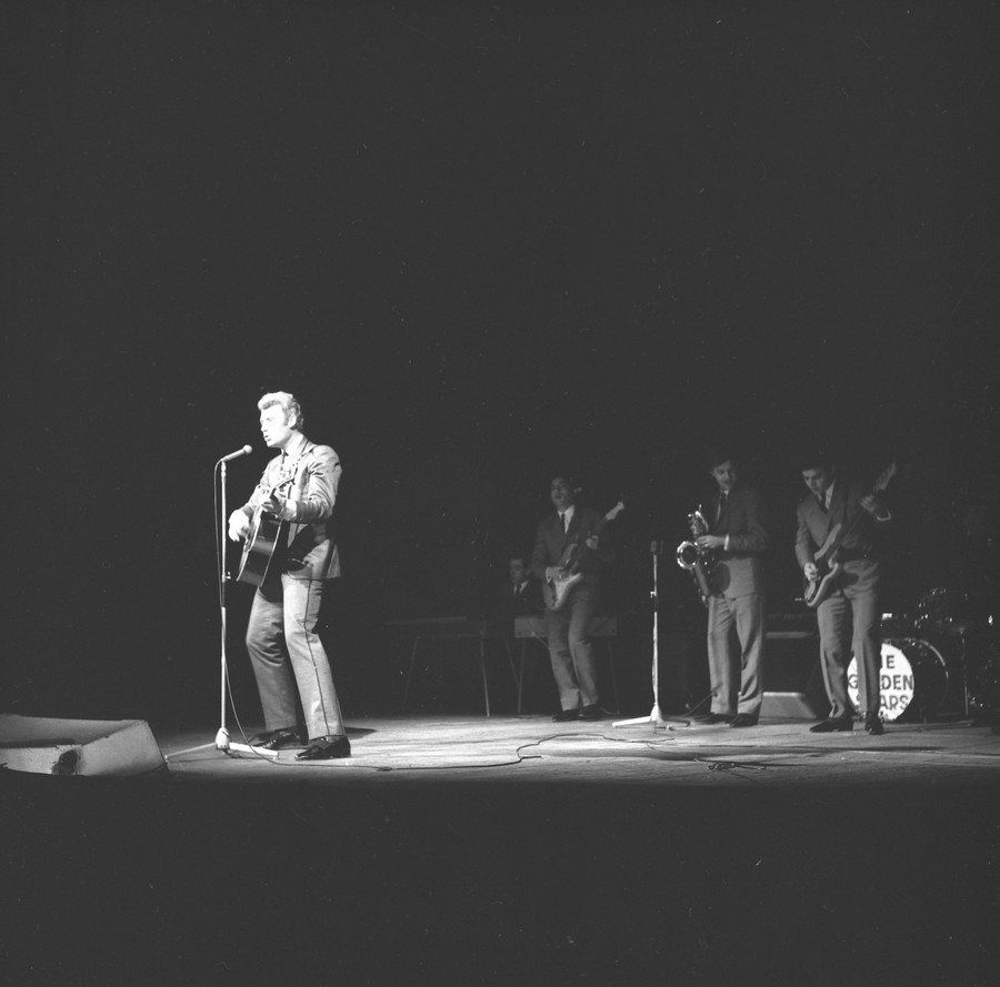 LES CONCERTS DE JOHNNY 'LYON 1962' Source11
