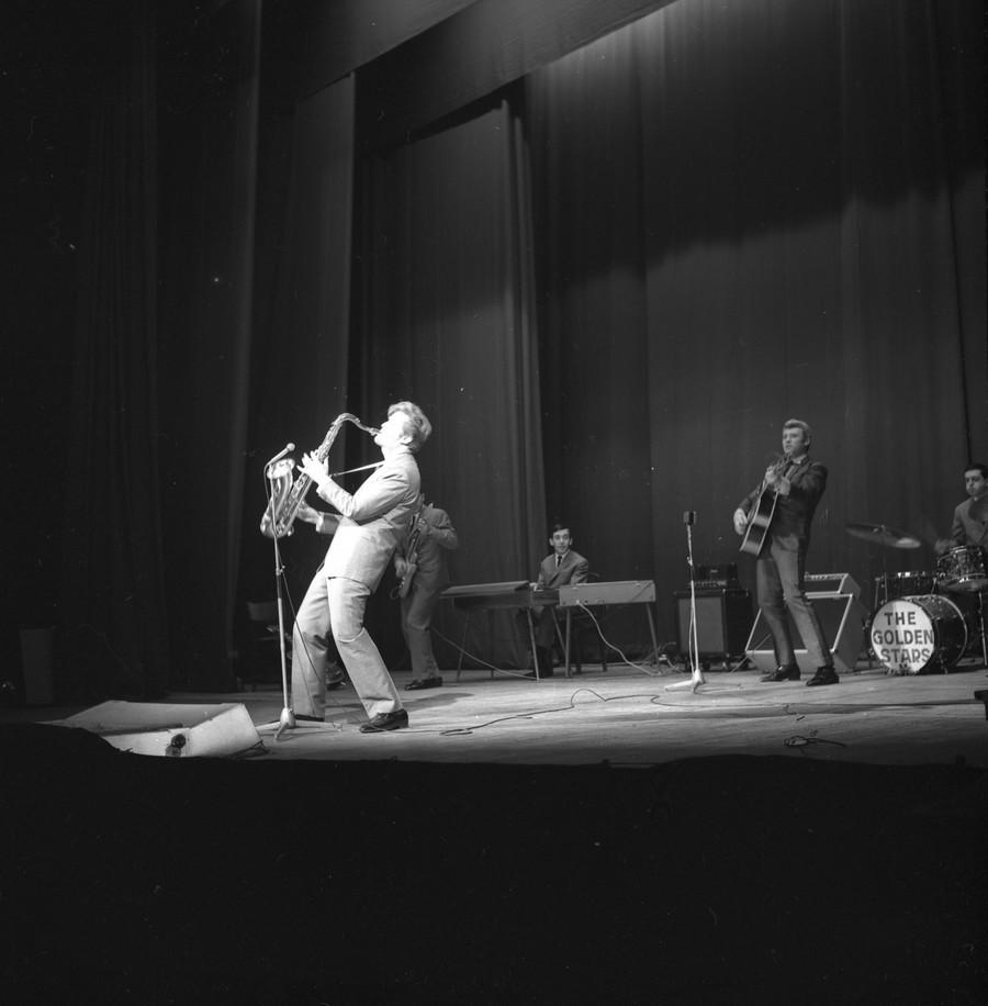 LES CONCERTS DE JOHNNY 'LYON 1962' Source16
