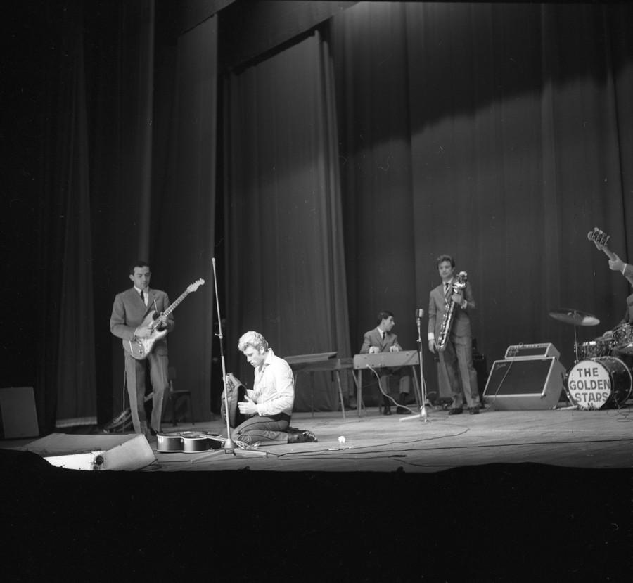 LES CONCERTS DE JOHNNY 'LYON 1962' Source18