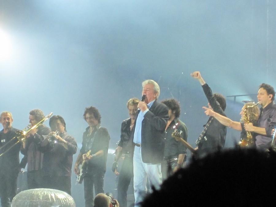 LES CONCERTS DE JOHNNY 'STADE DE FRANCE, SAINT-DENIS 2012' Stadde13