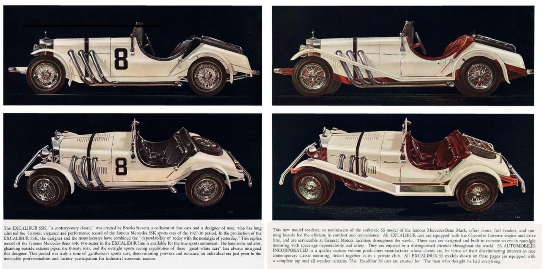 EXCALIBUR SSK 100 DE JOHNNY HALLYDAY ( 1966 ) Story_11