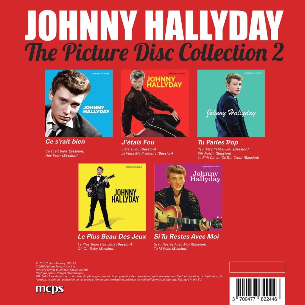 Picture disc officiel ( Big Beat Record - Limited Access - LMLR )( Troisième par Thepic12