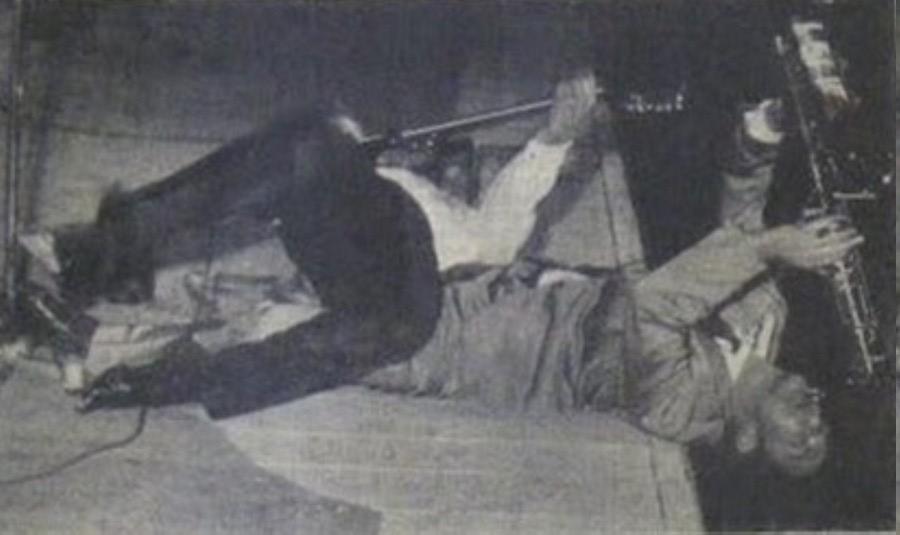 LES CONCERTS DE JOHNNY 'COLMAR 1961' Title-17