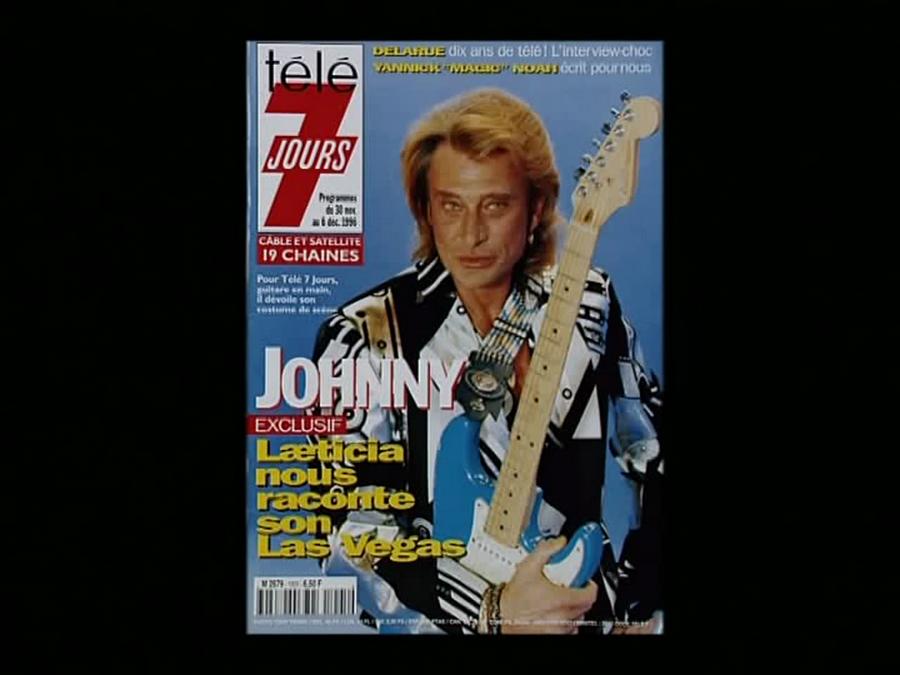 LES CONCERTS DE JOHNNY 'LAS VEGAS 1996' Vlcs1044