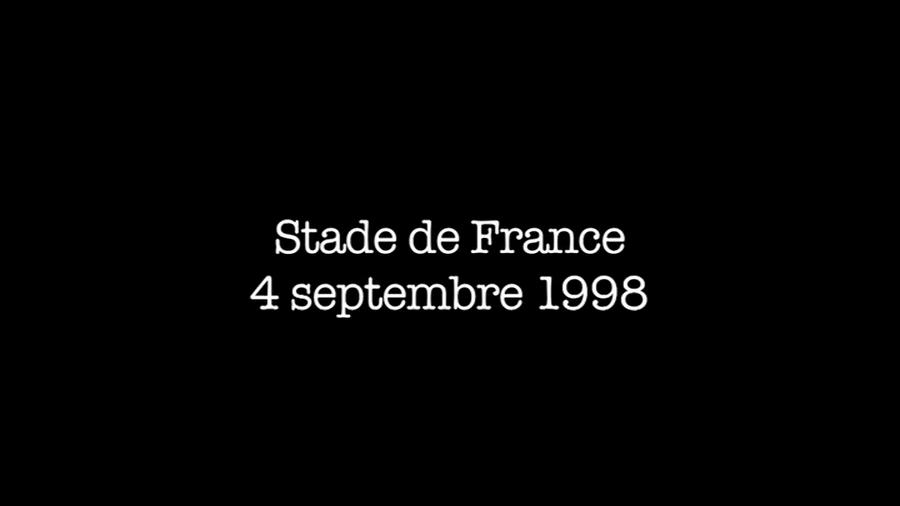 LES CONCERTS DE JOHNNY 'STADE DE FRANCE, SAINT-DENIS 1998' Vlcs1083