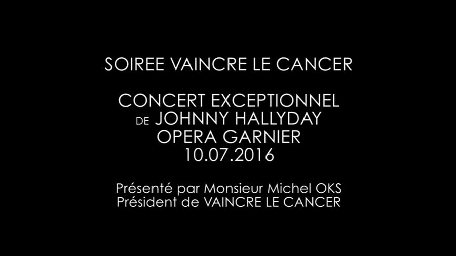 LES CONCERTS DE JOHNNY 'OPERA GARNIER, PARIS 2016' Vlcs1166