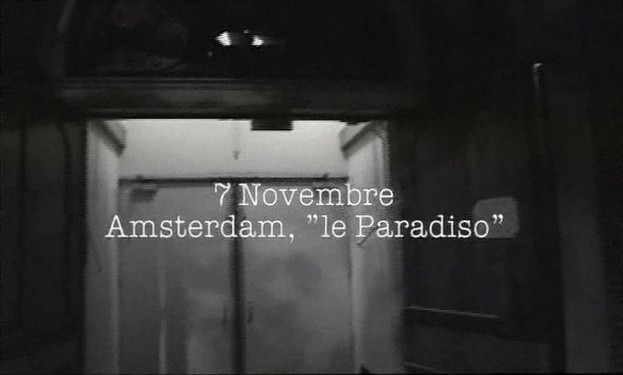 LES CONCERTS DE JOHNNY 'LE PARADISO, AMSTERDAM 1994' Vlcs1222