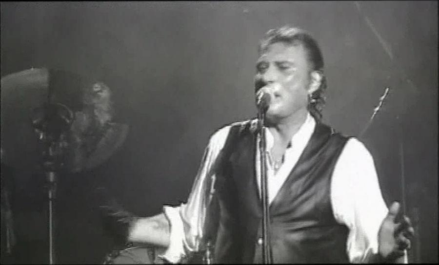 LES CONCERTS DE JOHNNY 'LE PARADISO, AMSTERDAM 1994' Vlcs1238