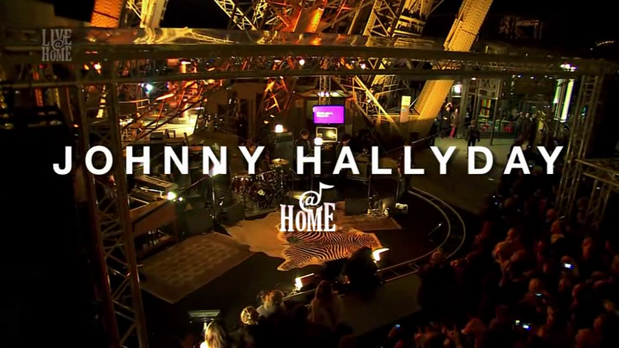 LES CONCERTS DE JOHNNY 'LA TOUR EIFFEL, PARIS 2011' Vlcs1276