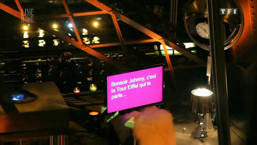 LES CONCERTS DE JOHNNY 'LA TOUR EIFFEL, PARIS 2011' Vlcs1277