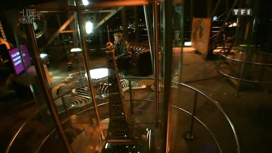 LES CONCERTS DE JOHNNY 'LA TOUR EIFFEL, PARIS 2011' Vlcs1278