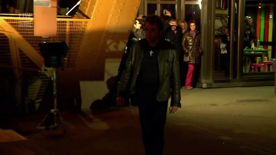 LES CONCERTS DE JOHNNY 'LA TOUR EIFFEL, PARIS 2011' Vlcs1281
